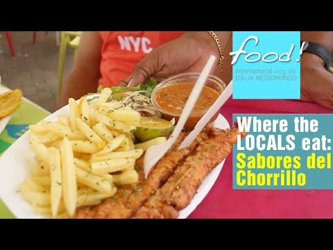 Where the locals eat: Sabores del Chorrillo restaurant, Panama