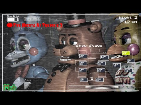Five Nights at Freddys 2 Demo Part 01 (No Commentary)