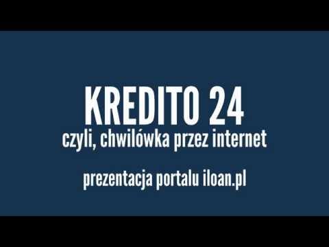 Kredito24 - prezentacja szybkiej pożyczki