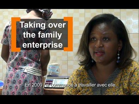 Mali: Taking over the family enterprise