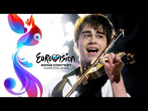 Eurovision 2009: Top 42 Songs