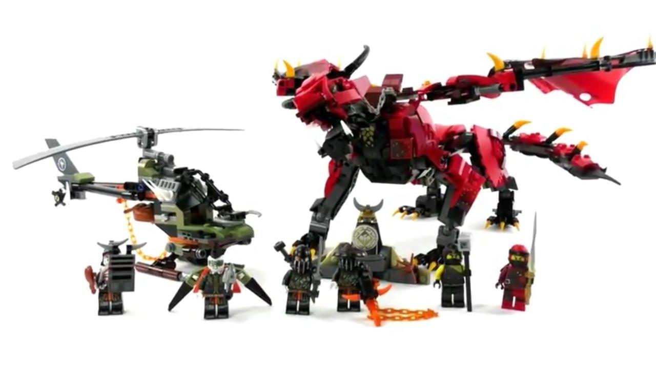 Lego Ninjago 30535 Kais Mini Drachen Polybag NEU OVP