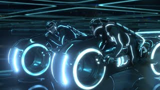 富二代坠入电子世界,却发现程序大军即将进攻人类世界,速看科幻电影《创:战纪》