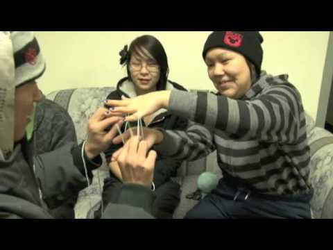 Inuit Youth String Games - Arviat Film Society