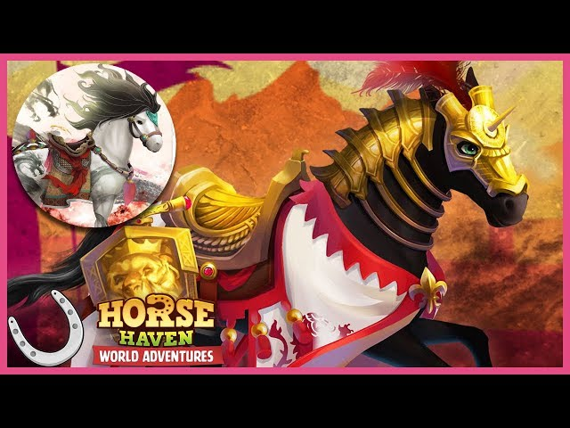 New Year Event Update in Horse Haven World Adventures