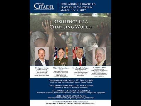 Leadership Symposium: Resiliency in Space Exploration
