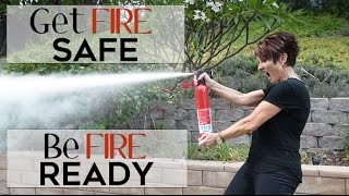 Making Your Home Fire Safe and Fire Ready | Robeson Design | Interior Design