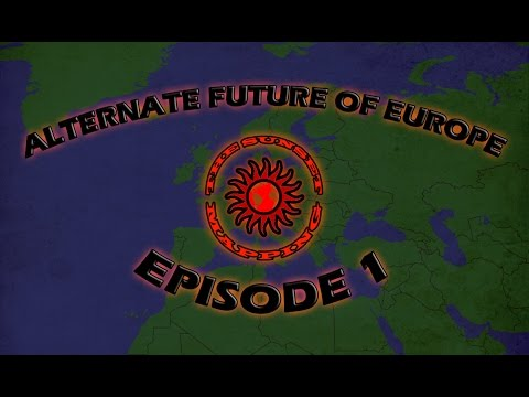 Alternate future of europe | Episode 1 | Black revolutions