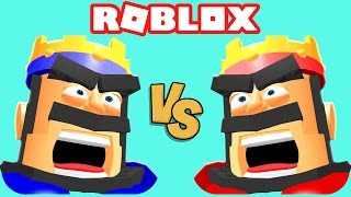 Roblox - un CLASH ROYALE DIFERENTE!! -Clash Royale Deathmatch 🎮