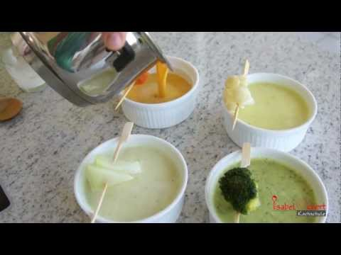 gemÜse-suppe---schnelle-küche---dämpfen-mit-isabel-ockert's-kochschule