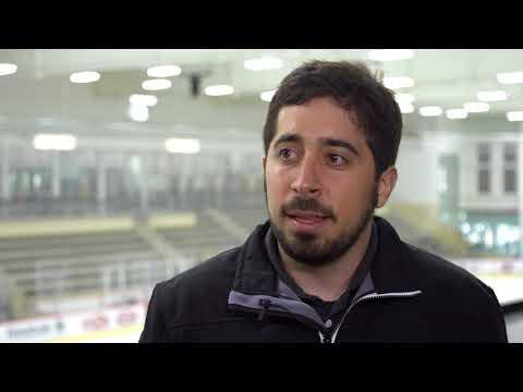 Sam Ventura, Head of Hockey Research, Pittsburgh Penguins