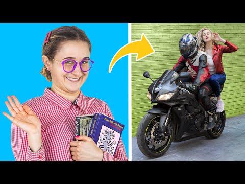 12 забавных лайфхаков в колледже / Как стать популярным в колледже