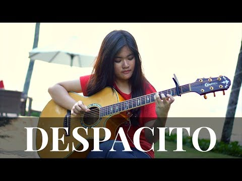 (Luis Fonsi, Daddy Yankee ft. Justin Bieber) Despacito - Fingerstyle Guitar Cover