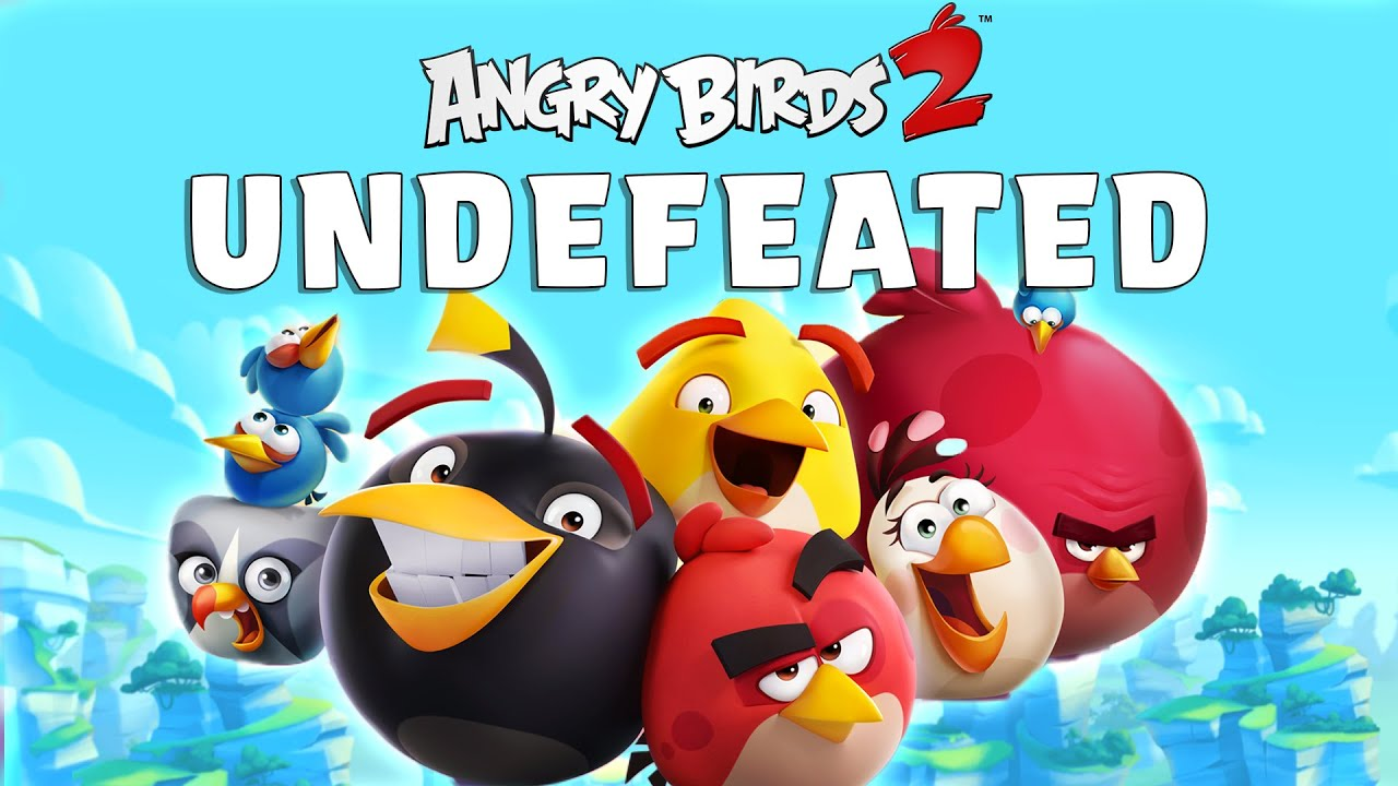 Angry Birds 2   Q&A with Robin