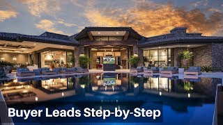 How to Generate Buyer Leads (Step-by-Step) With NO Listings