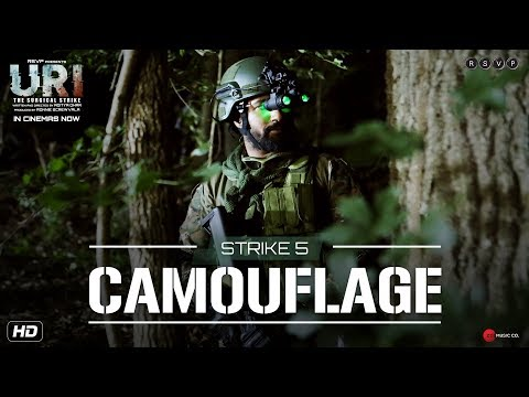 URI | Strike 5: Camouflage | Vicky Kauhal, Yami Gautam | Aditya Dhar | In Cinemas Mp3