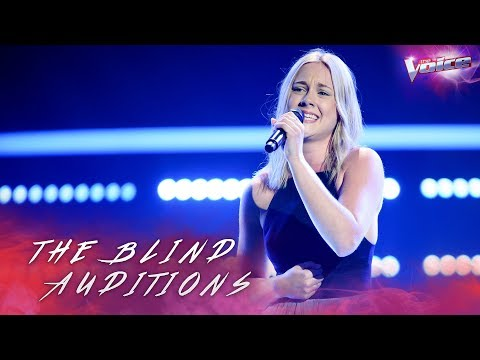 Tayla Thomas sings Let It Go | The Voice Australia 2018