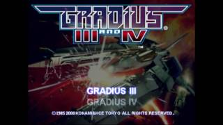 Gradius III Arcade (A Broken Game) [Gradius Journey Part 16]