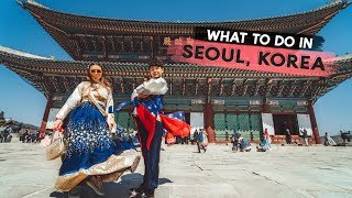First Time in SOUTH KOREA | Exploring SEOUL with a local!