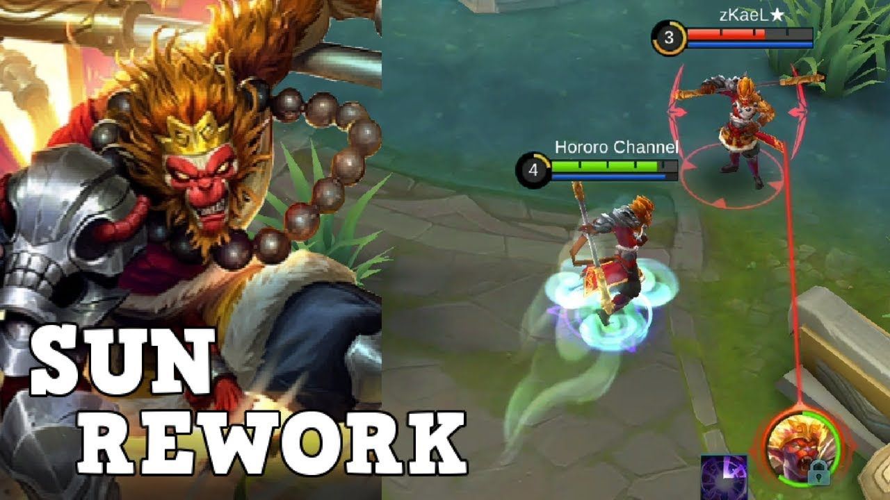 SUN REWORK IS HERE BUT WHY I FEEL LIKE NOTHINGS CHANGE