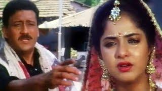 Jackie Shroff, Divya Bharti, Amjad Khan, Dil Hi to Hai, Scene 18/19
