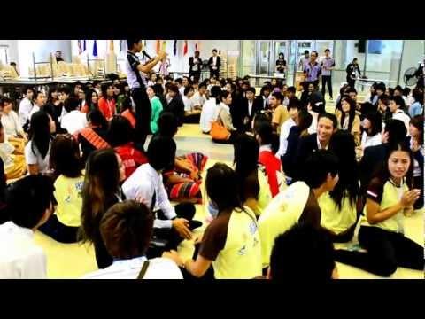 กิจกรรมละลายพฤติกรรม SIFE Thailand Exposition 2012/5