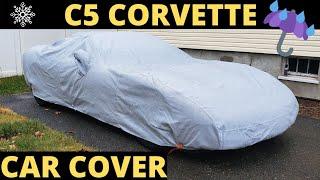 C5 Corvette Covercraft Noah Car Cover