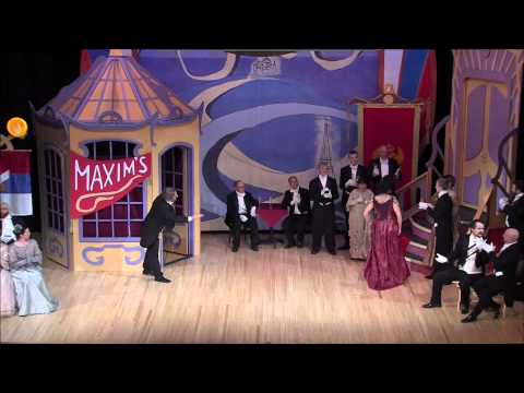The Merry Widow Opera Act 3