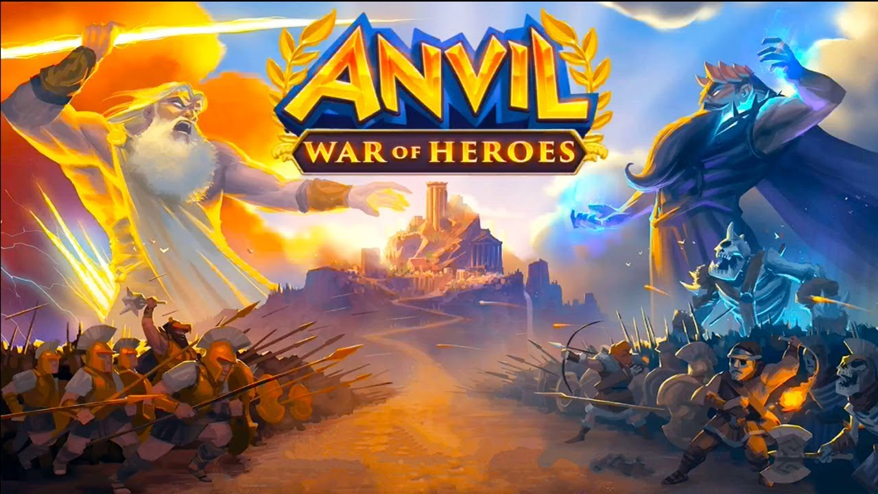 Anvil War of Heroes Android Gameplay (Beta Test)