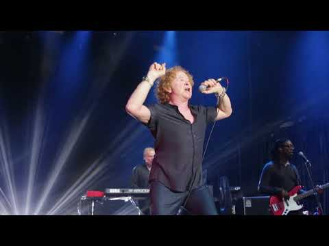 Simply Red in Singapore - Stars