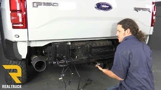 How to Remove Factory Rear Bumper on 2017 Ford Raptor at RealTruck.com