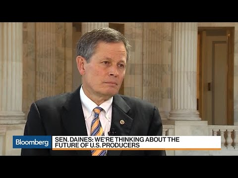 Sen. Daines Says U.S. Has Upper Hand With China