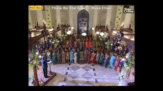 Thine Be The Glory - 250 Voice Mass Choir Classic Hymns Album Old Rugged Cross