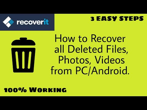 OMG! 😱 100% DATA RECOVERED! How To Recover ALL Deleted Files From Android Phone!