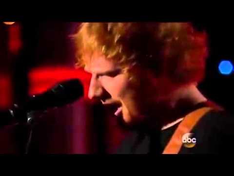 Ed Sheeran - Bloodstream | Billboard Music Awards 2015