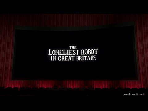 GTA V Movie - The Loneliest Robot in Great Britain..WTF Did I Just See??!!
