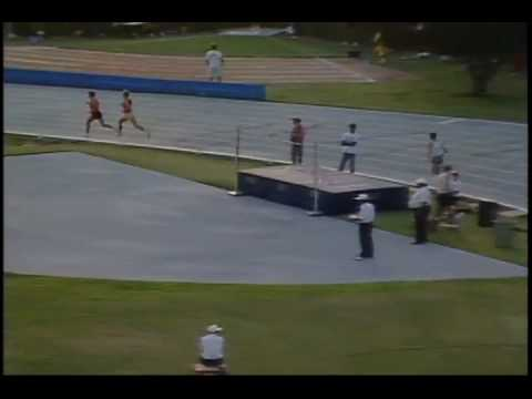 CIF State Championships 1986 Boys 3200