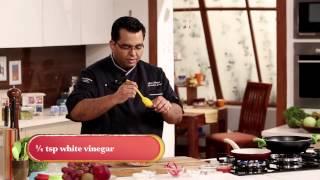 Hi Tea  Vegetable Wontons  Chef Ajay Chopra