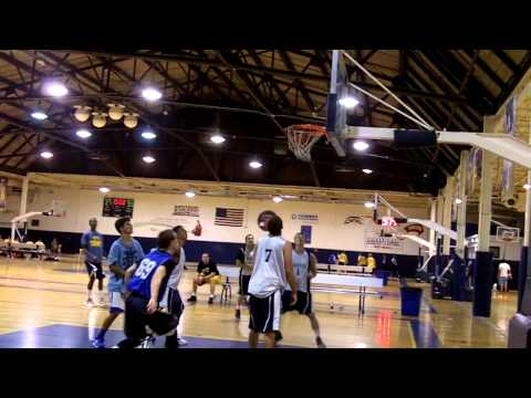 Darius Chester, 15 yr old Rising Sophomore Basketball Highlights, The Taft School 2017 - {Video 1}