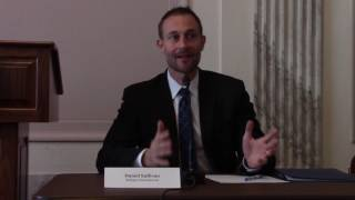 Daniel Sullivan at the Senate Human Rights Caucus briefing on the Rohingya