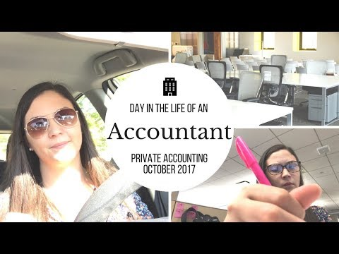 Day in the Life of an Accountant