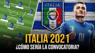 LA PEOR ITALIA DE LOS ÚLTIMOS AÑOS EURO 2021