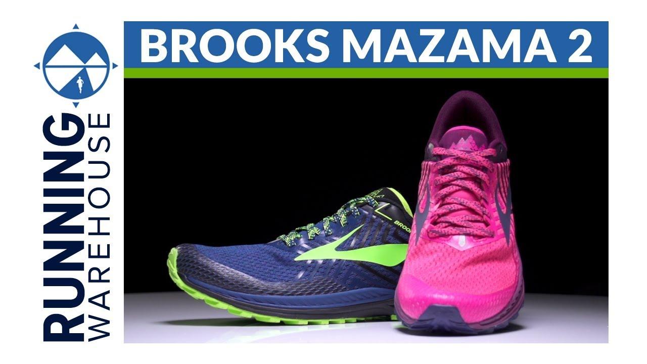 5e82f7b424d Brooks Mazama 2 - YouTube