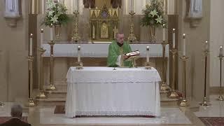 Twenty-Sixth Sunday in Ordinary Time - 10:30 AM Mass at St. Joseph's (9.27.20)