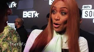 Tami Roman on Cardi B.'s Clapback,  'BBW: LA' & Her Boyfriend!