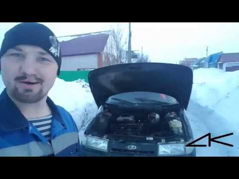замена прокладки ГБЦ, стартера, термостата... Ремонт ваз 2110 от SHERIFFa