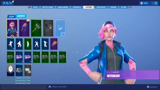 The New NITEBEAM Skin Gameplay on Fortnite| Add Me and Join us| Special Guest Tuxedo Chicken