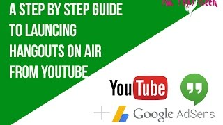 Hangouts on air moved to YouTube Live - here's what you need to do now.