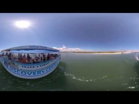 NSB 360 Experience - Marine Discovery Center