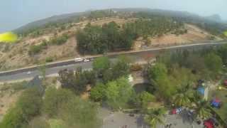 Rasta Cafe Aerial View